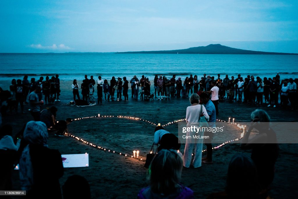 New Zealand Remembers Victims Of Christchurch Mosque Terror Attacks : News Photo