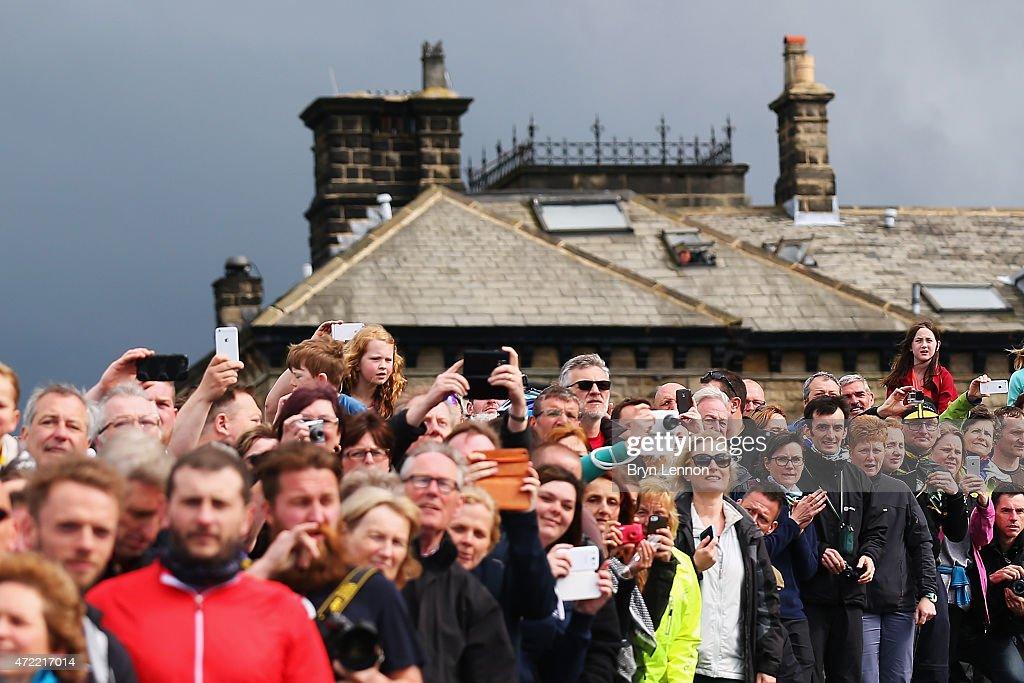 Tour of Yorkshire - Stage Three : News Photo