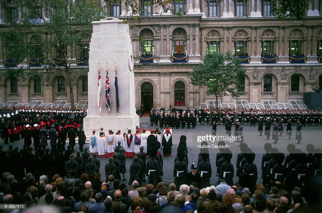 Rememberance Day : News Photo