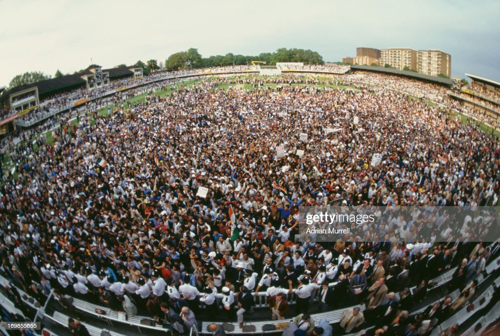 Cricket World Cup : News Photo