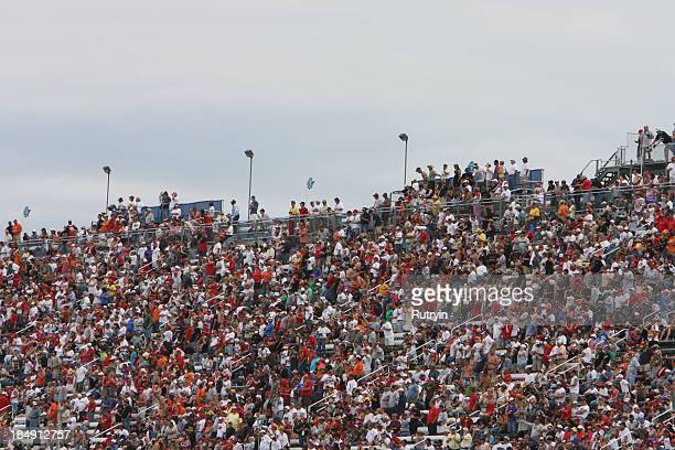 crowds - nascar stock pictures, royalty-free photos & images