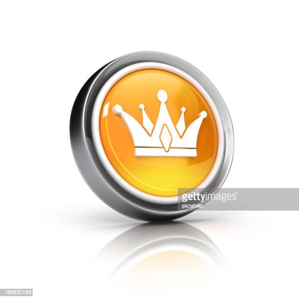 Crown 3d icon