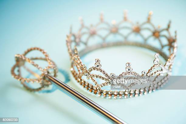 Crown and Scepter