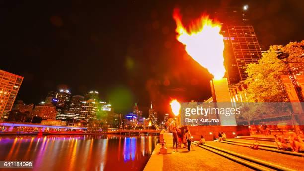 Crown Melbourne Gas Brigade