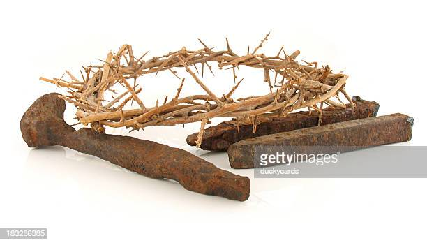 Crown of Thorns and Spikes