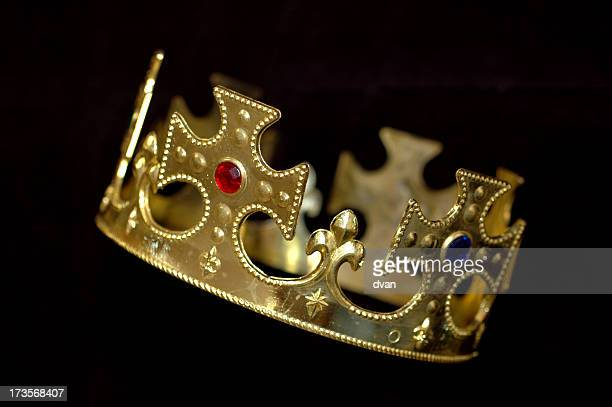 crown - crown stock photos and pictures