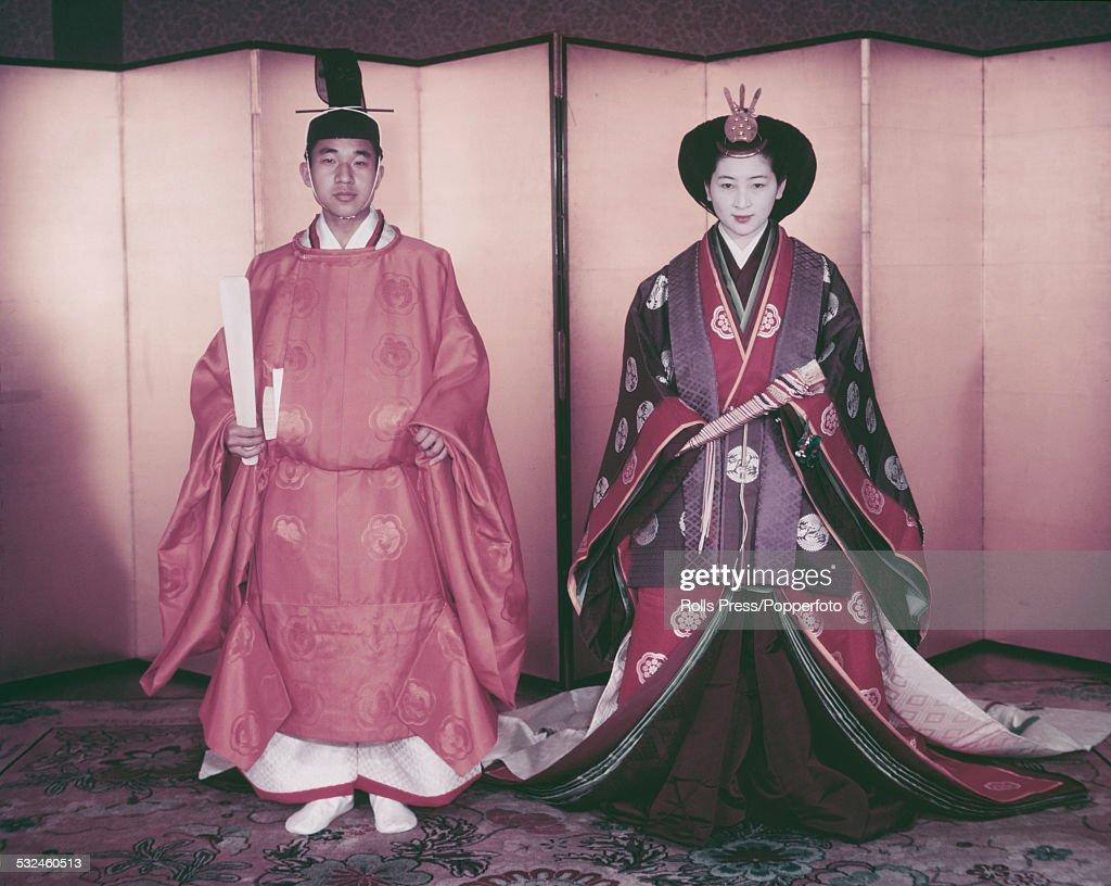 Wedding Of Crown Prince Akihito : News Photo
