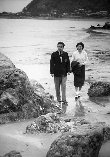 Honeymoon Of Crown Prince Akihito and Crown Princess Michiko In 1959