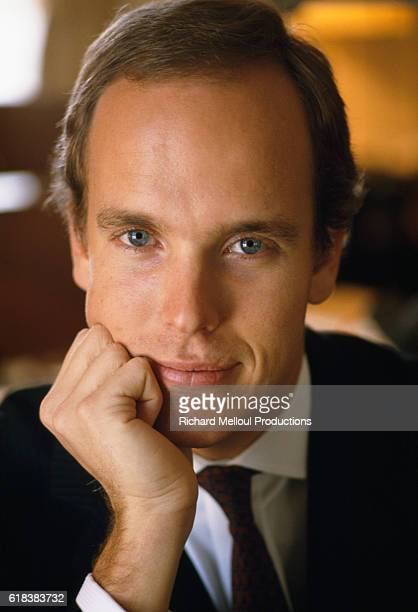 Crown Prince Albert of Monaco