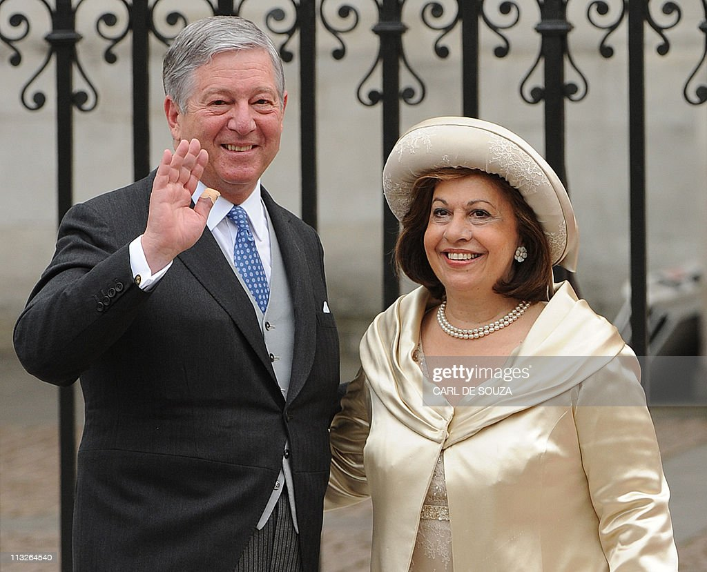 Crown Prince Alexander II of Serbia and : News Photo