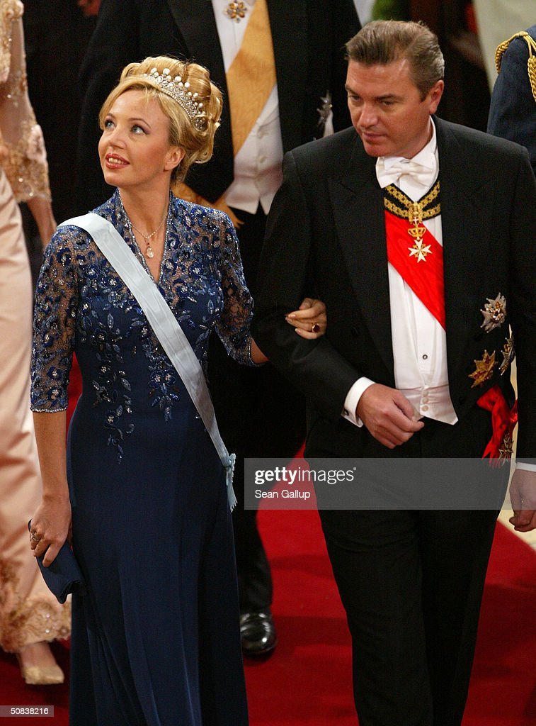 Wedding Of Danish Crown Prince Frederik and Mary Donaldson : News Photo