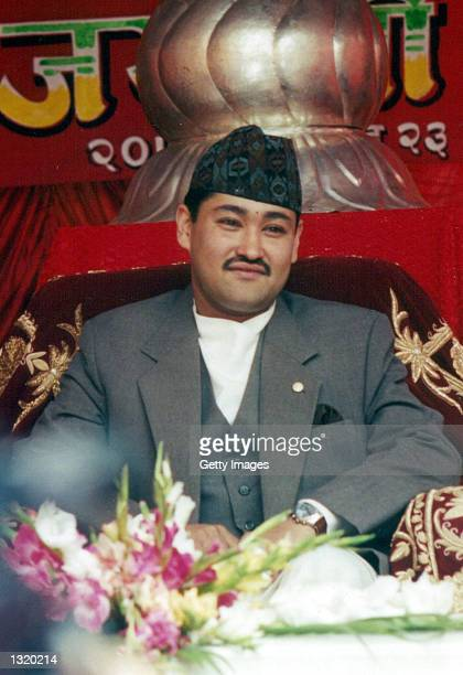 Crown Prince Dipendra sits for a portrait in 2000 in Nepal The public continues to mourn the murder of members of the royal family after Crown Prince...
