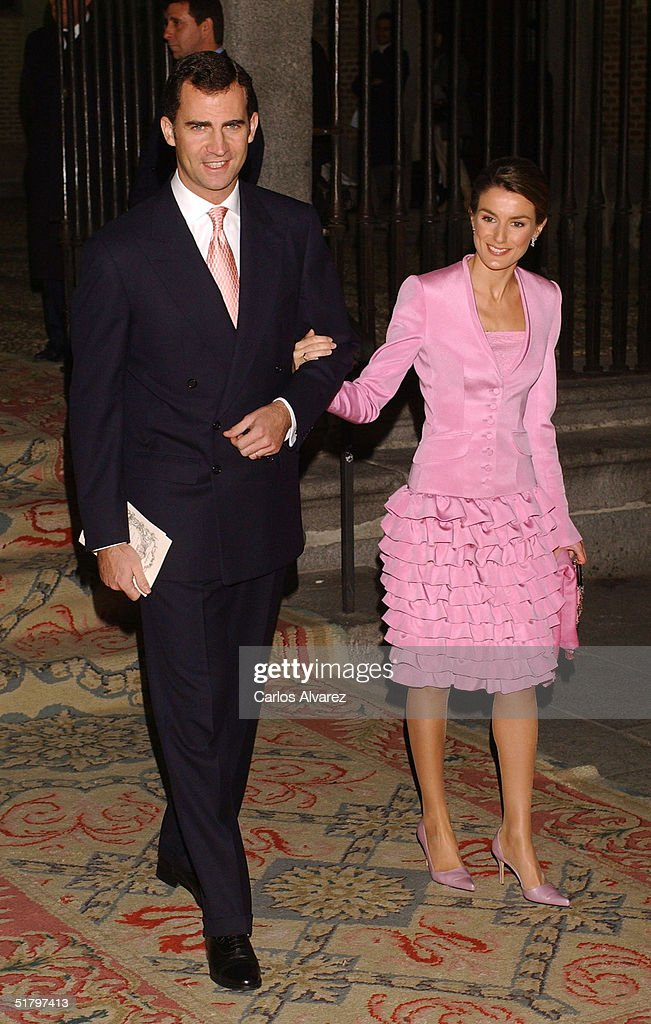 ESP: 22nd May 2019: 15 Years since Spanish Royals' Wedding