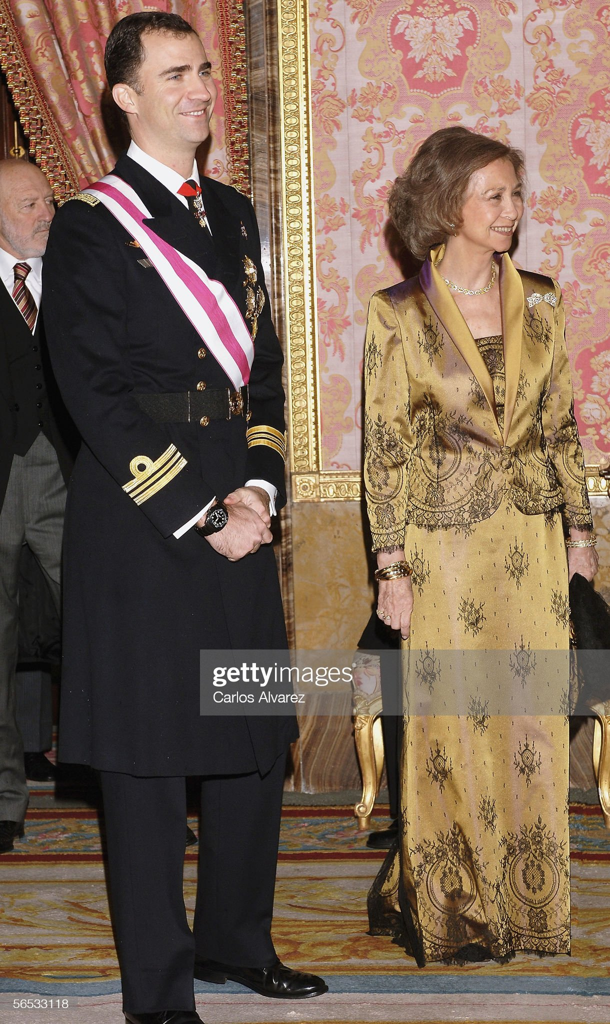 "Spanish Royals Attend ""Pascua Militar"" Day : News Photo"