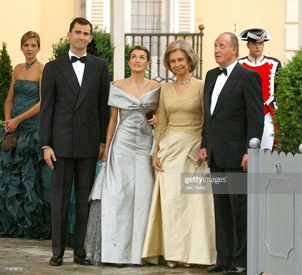 The Pre-Wedding Royal Dinner Gala For Crown Prince Felipe Of Spain : News Photo
