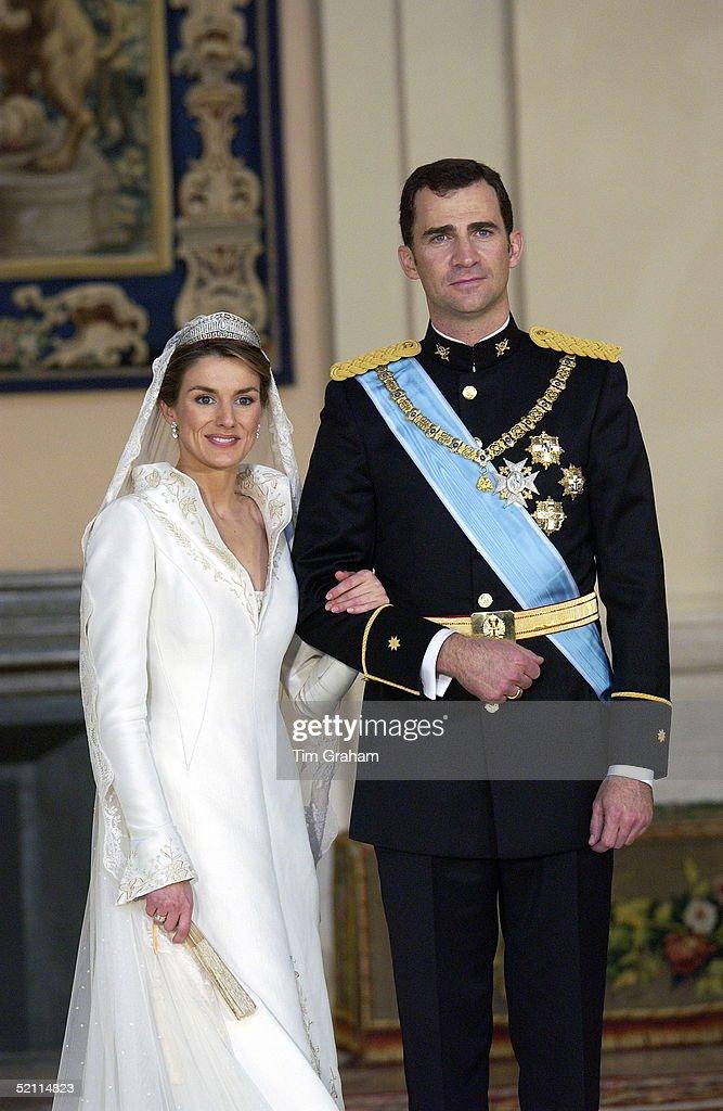 Felipe And Letizia : ニュース写真