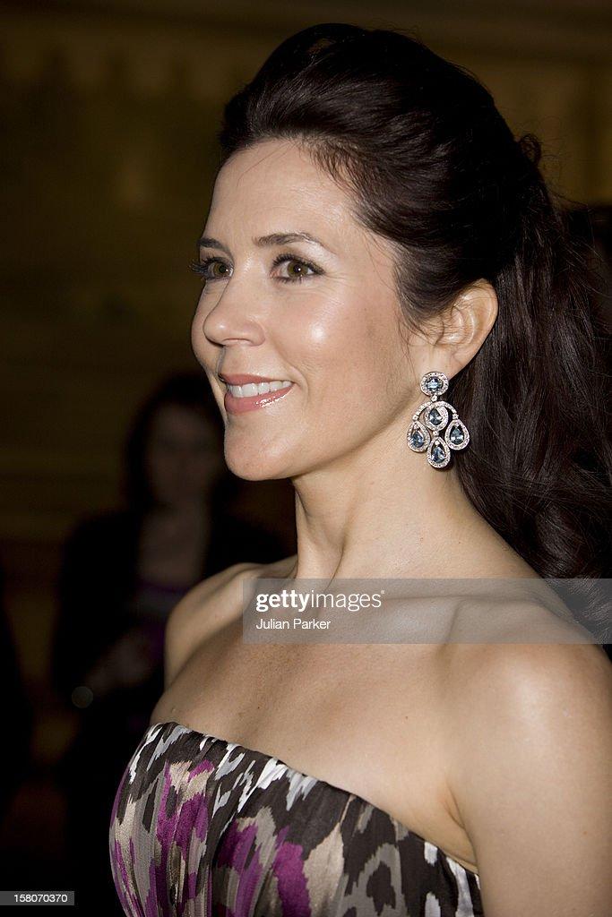 American Scandinavian Foundation Annual Gala Dinner - New York : News Photo