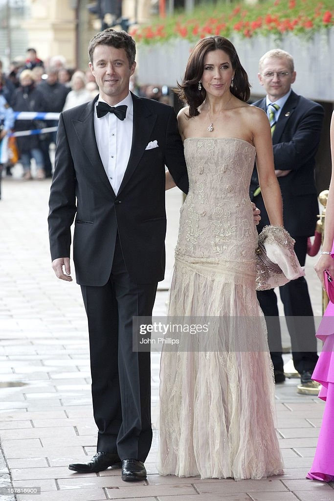 Swedish Government Royal Wedding Dinner - Stockholm Pictures | Getty ...