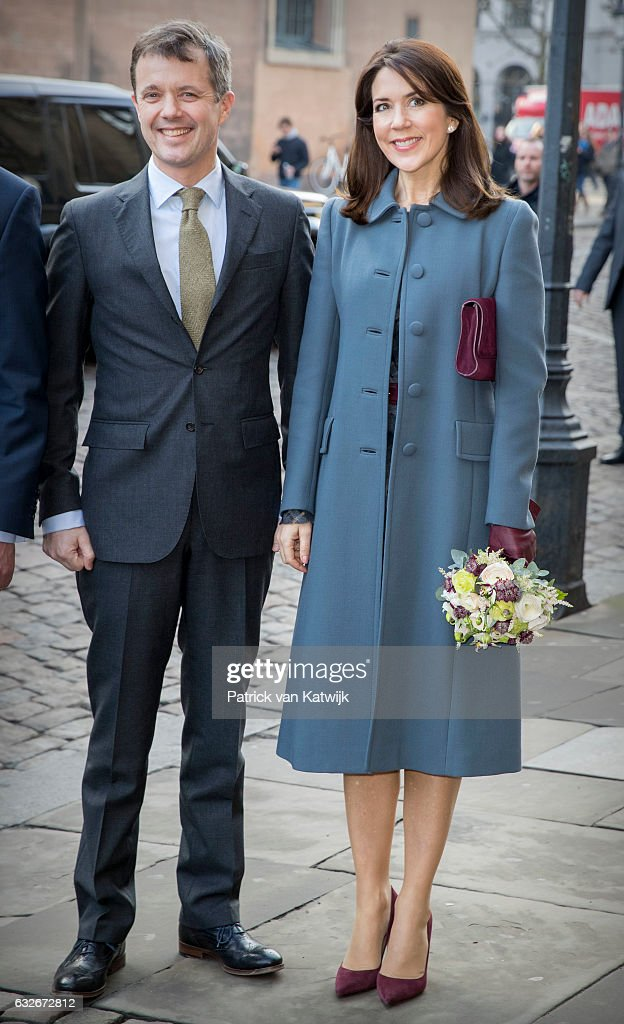 Day 2 - Icelandic State Visit To Denmark : News Photo