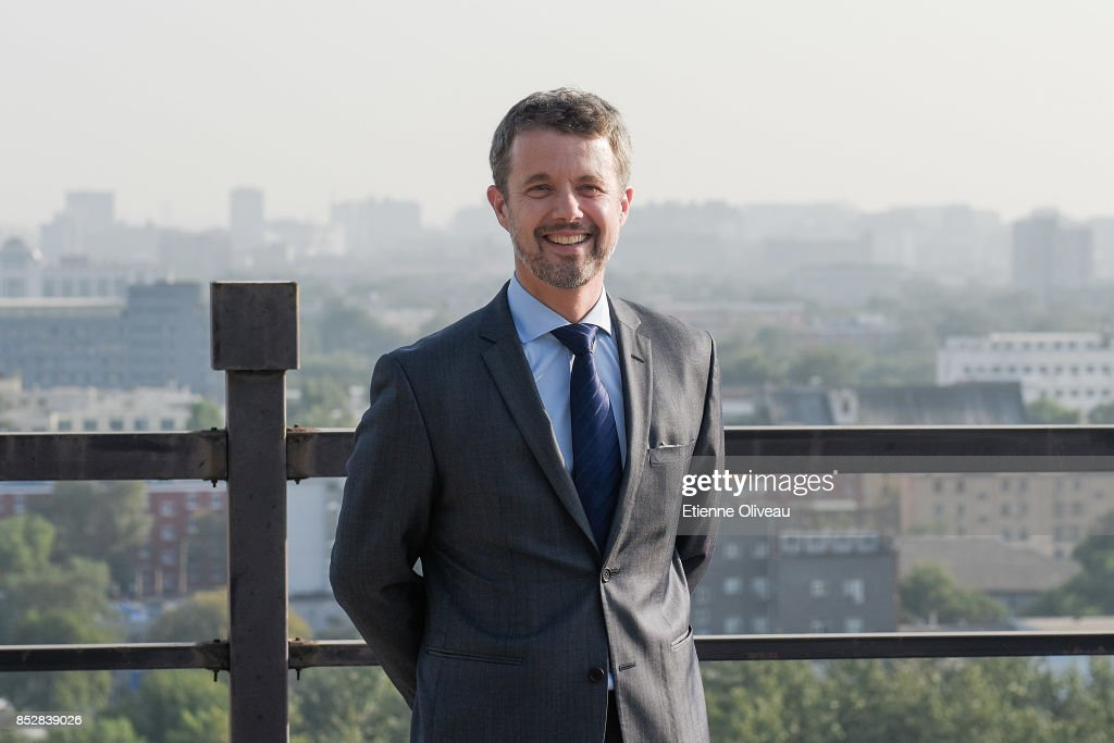 Danish Crown Prince Frederik Visits China - Day 2