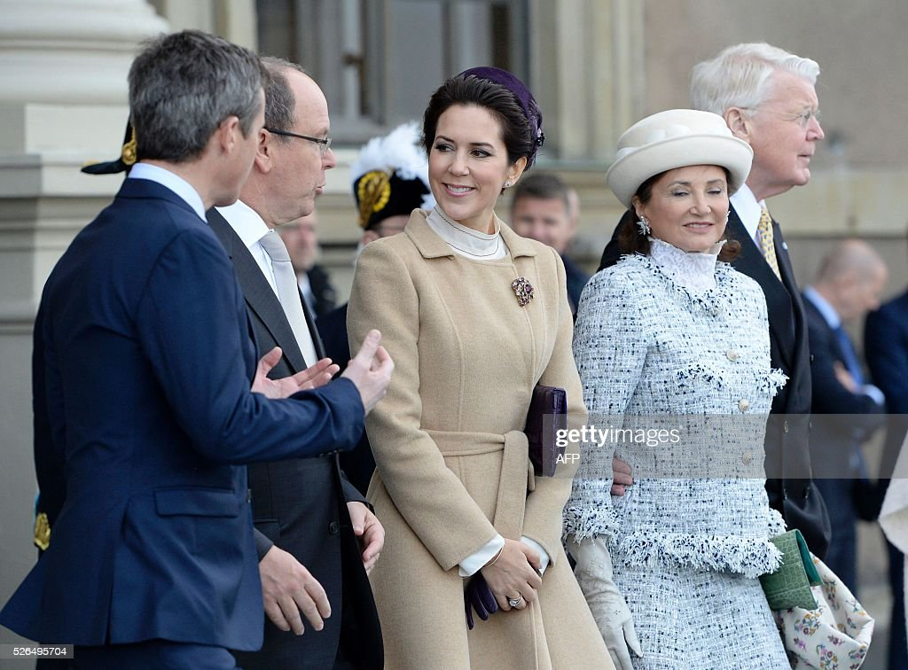 SWEDEN-ROYALS : News Photo