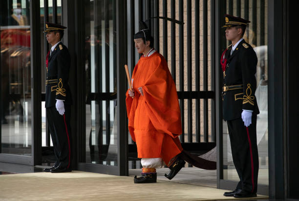 JPN: Japan Proclaims Crown Prince Akishino First In Line To Imperial Throne