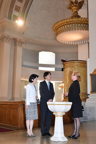 FIN: Crown Prince And Crown Princess Visit Poland And Finland - Day 6