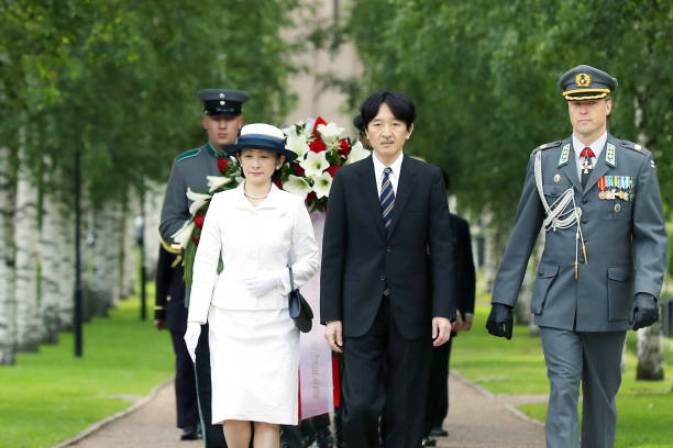 FIN: Crown Prince And Crown Princess Visit Poland And Finland - Day 7