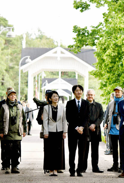 FIN: Crown Prince And Crown Princess Visit Poland And Finland - Day 9