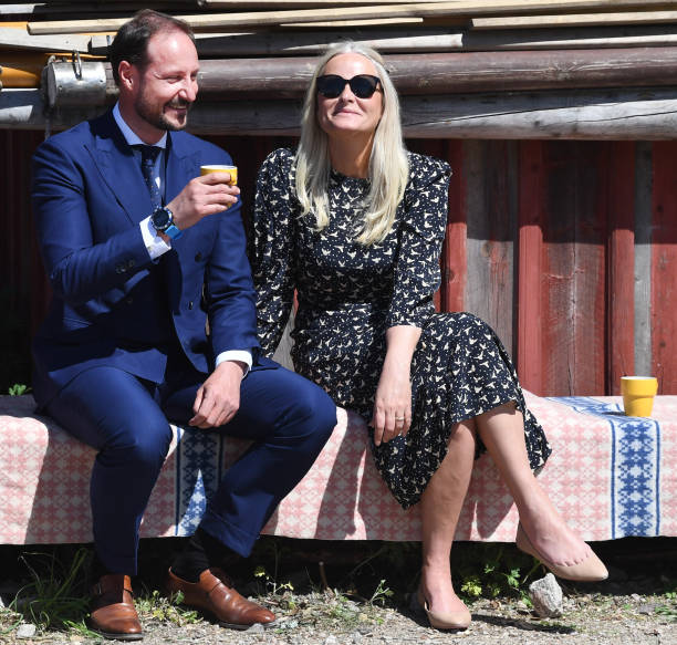 NOR: Crown Prince Haakon Visits Fredrikstad On The Occasion Of The 250th Anniversary Of Hans Nielsen Hauge's Birth
