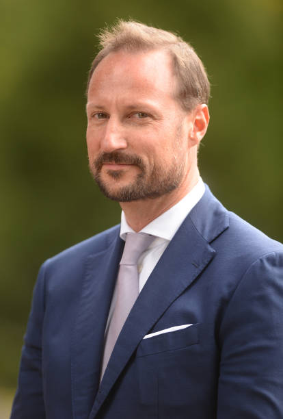 NOR: The Crown Prince Hakoon of Norway Visits Moss