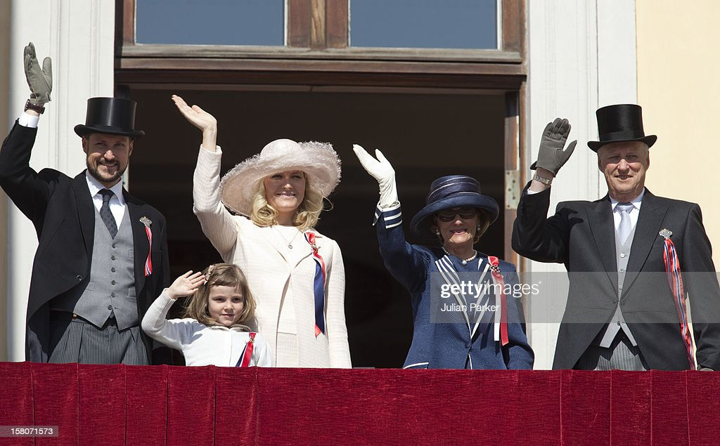Norway National Day - Oslo : News Photo
