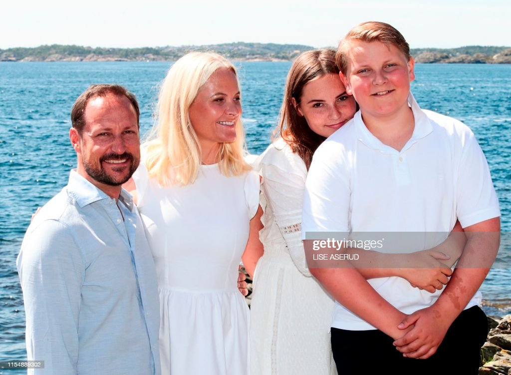 NORWAY-ROYALS : News Photo