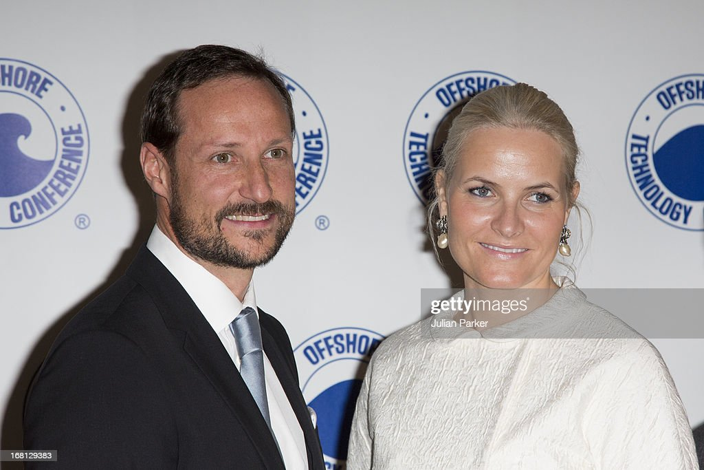 Crown Prince & Princess Of Norway Visit USA - Day One