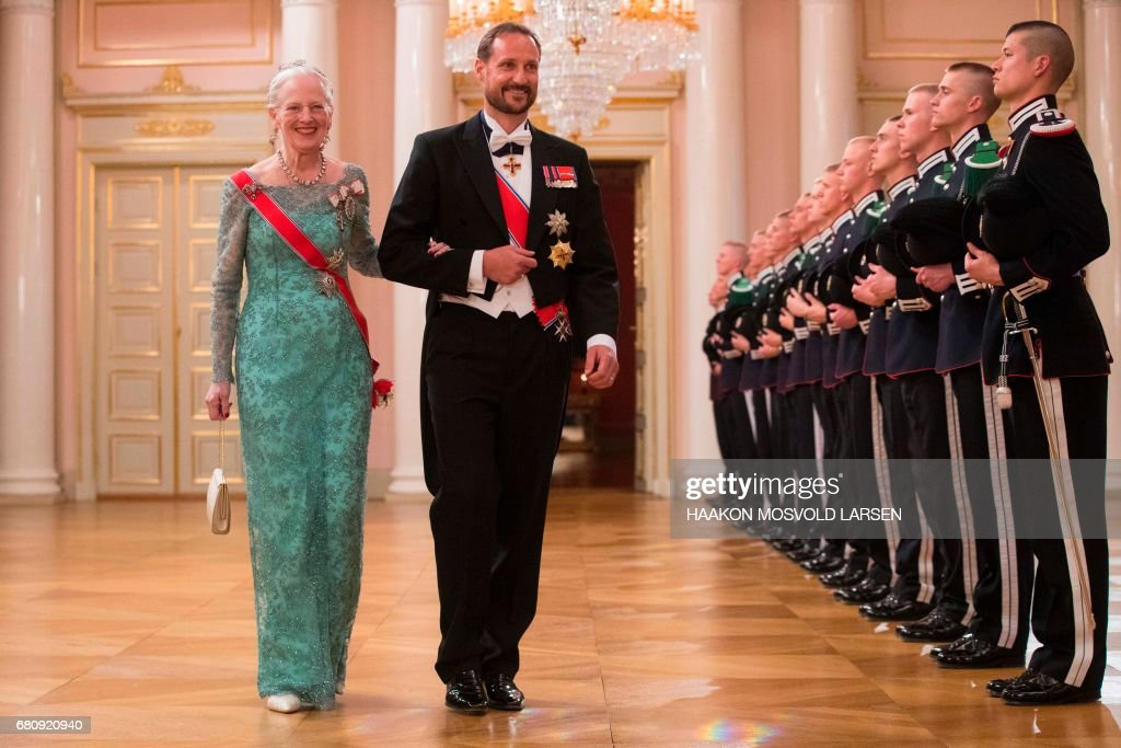 CORRECTION-NORWAY-ROYALS-BIRTHDAY : News Photo