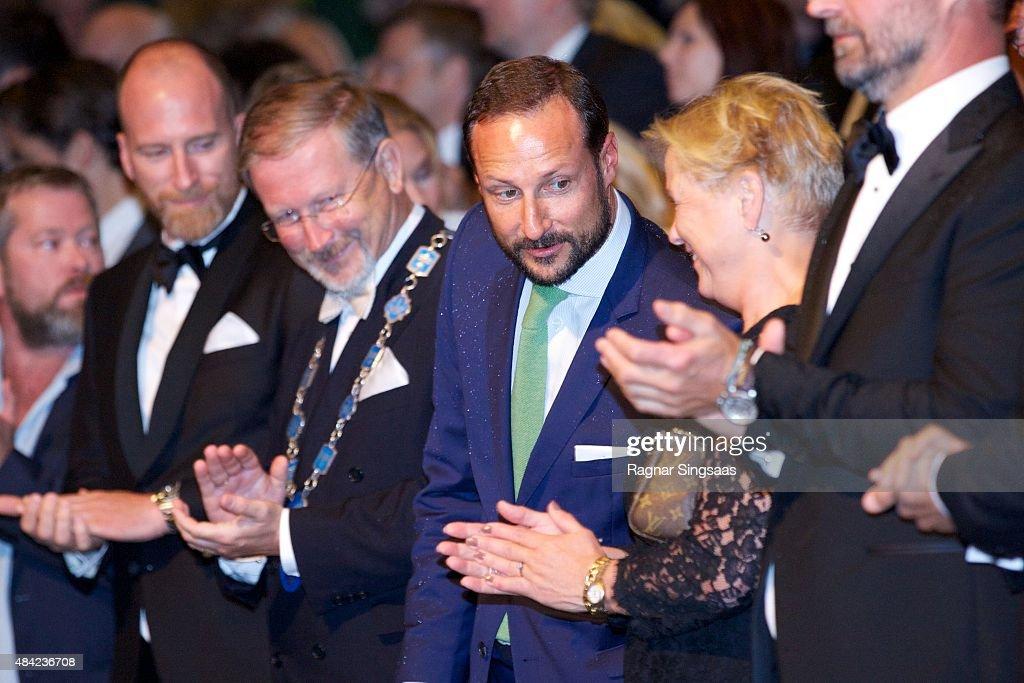 Norwegian international Film Festival 2015 : News Photo