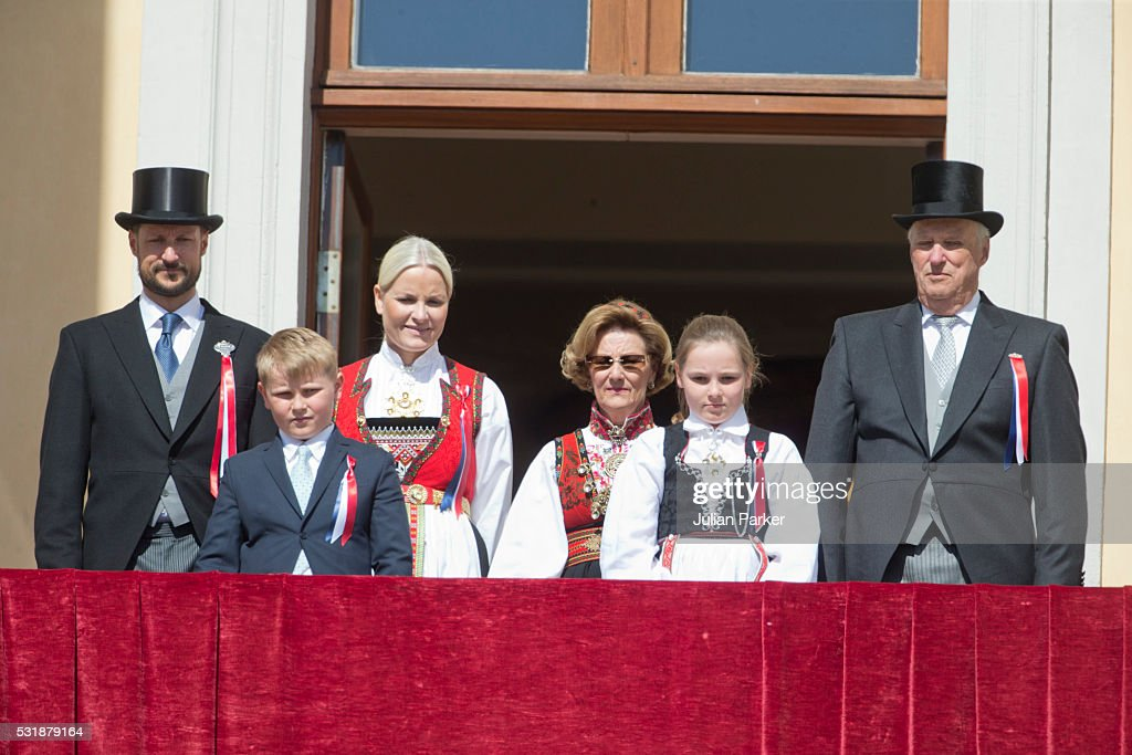 Norway National Day 2016 : News Photo