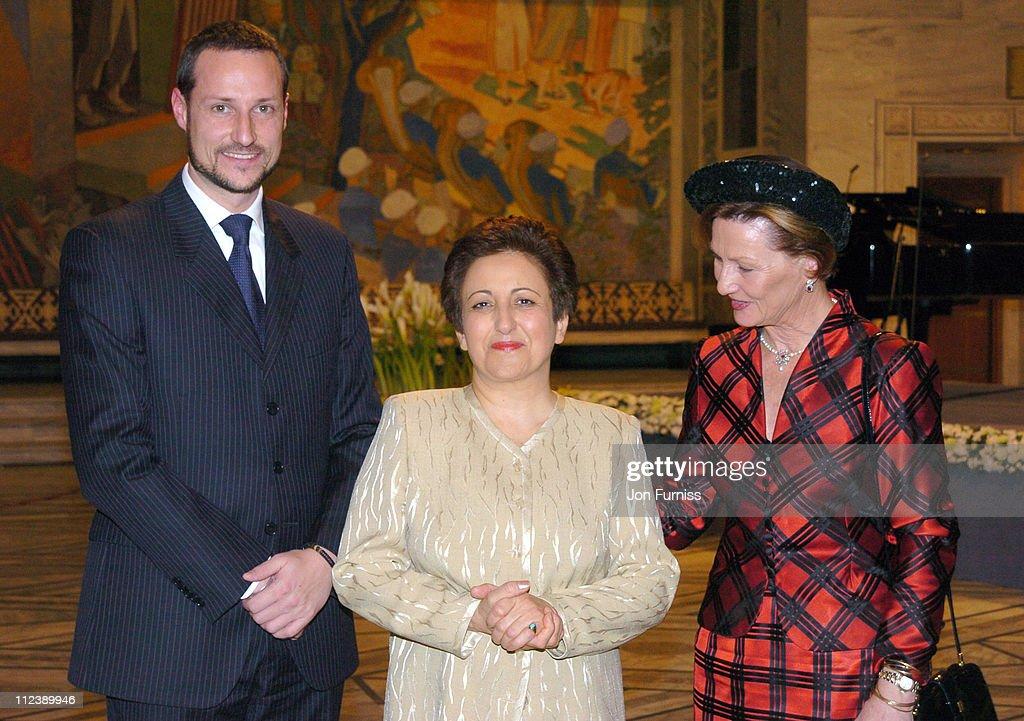 2003 Nobel Peace Prize Awards Ceremony