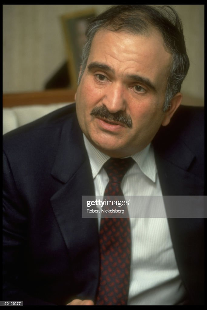 Hassan Ibn Talal [RF: Jordan RF] : News Photo