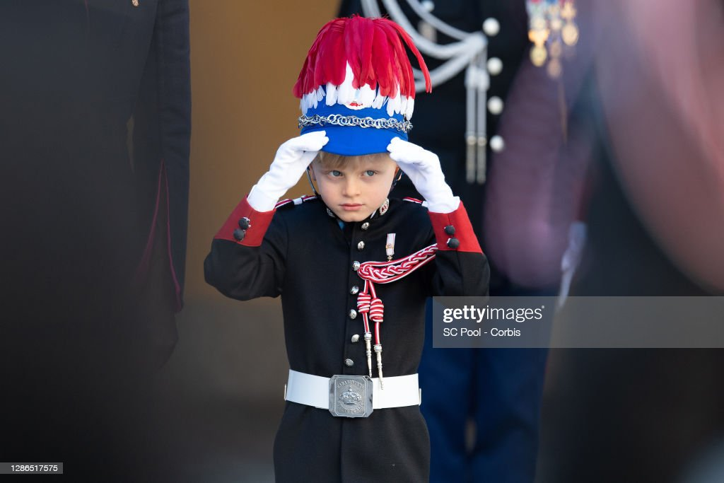 Monaco National Day 2020 : News Photo