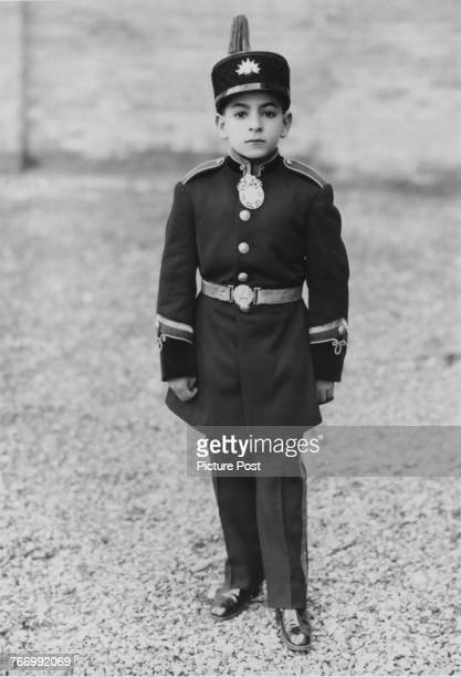 Crown Prince Mohammad Reza Pahlavi of Iran in uniform circa 1928 Mohammad Reza later reigned as Shah of Iran from 1941 until 1979 Original...