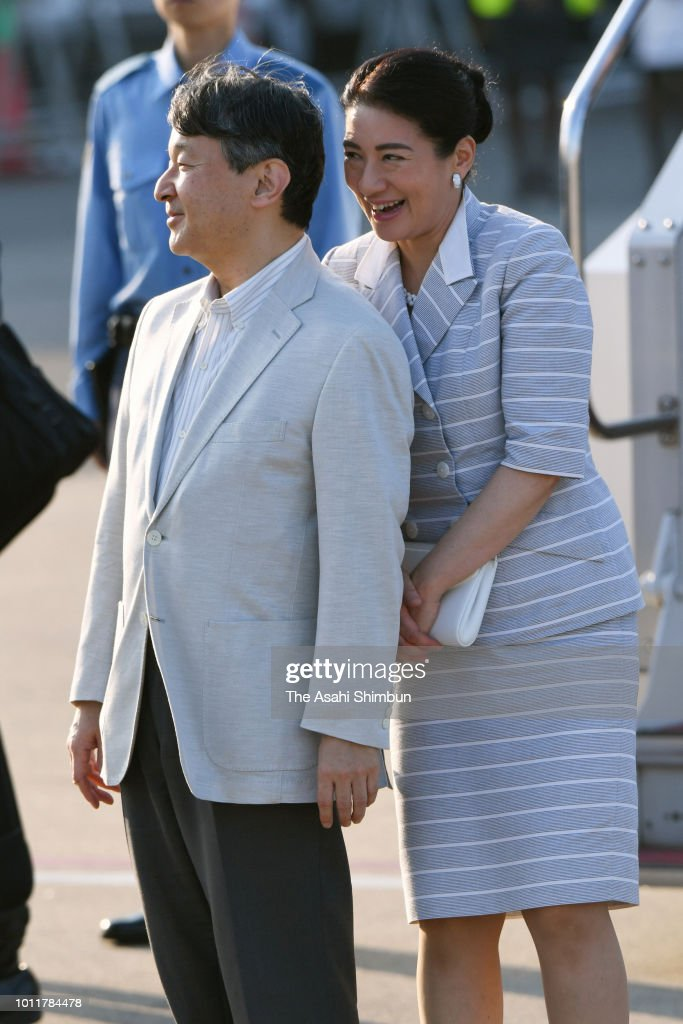 Crown Prince And Princess Visit Hyogo - Day 2