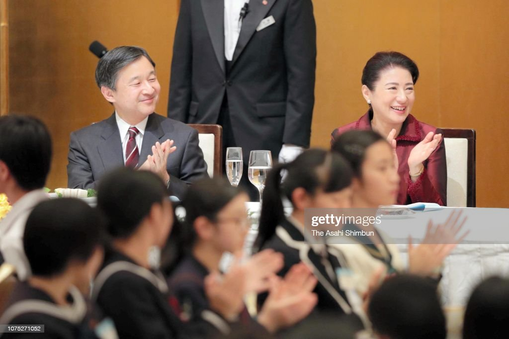 crown-prince-naruhito-and-crown-princess-masako-attend-the-70th-picture-id1075271052