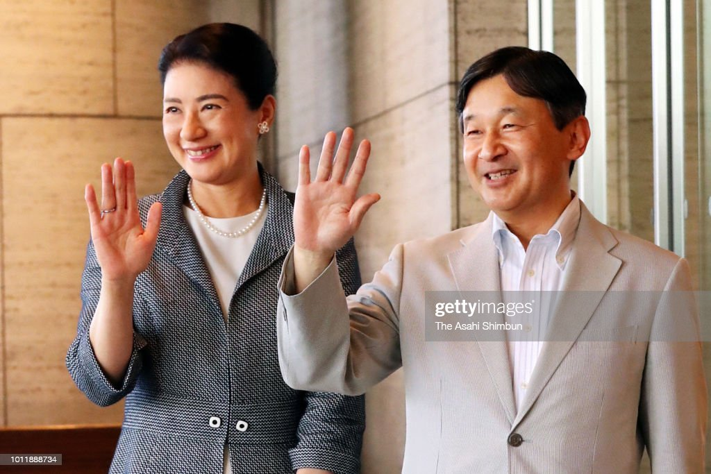 Crown Prince And Princess Visit Hyogo - Day 1