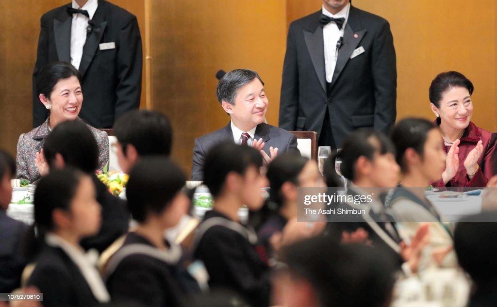 crown-prince-naruhito-crown-princess-masako-and-princess-hisako-of-picture-id1075270810