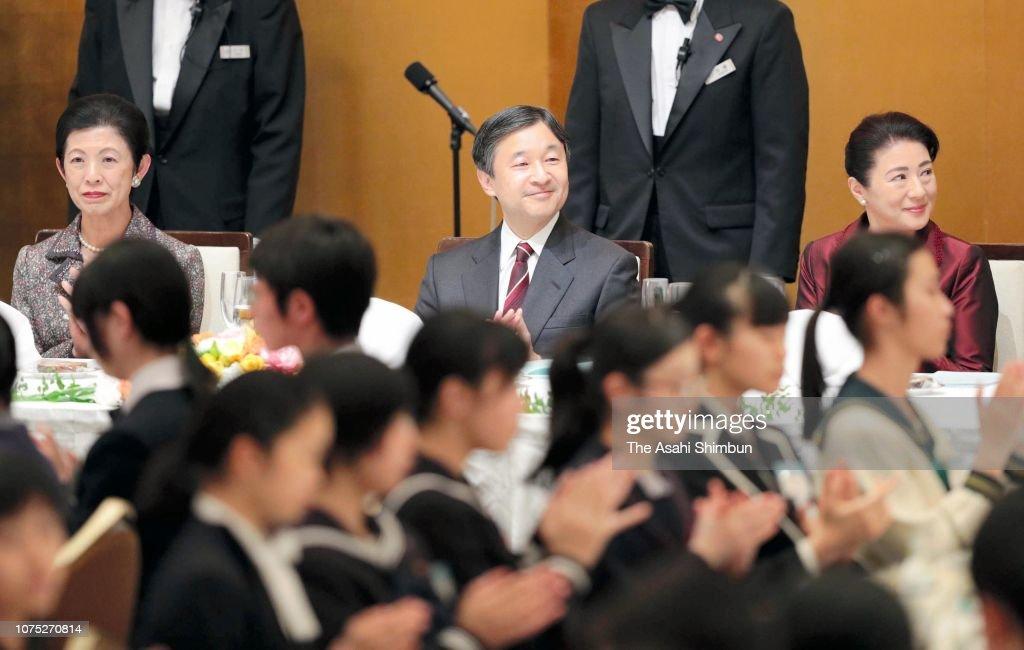 crown-prince-naruhito-crown-princess-masako-and-princess-hisako-of-picture-id1075270814