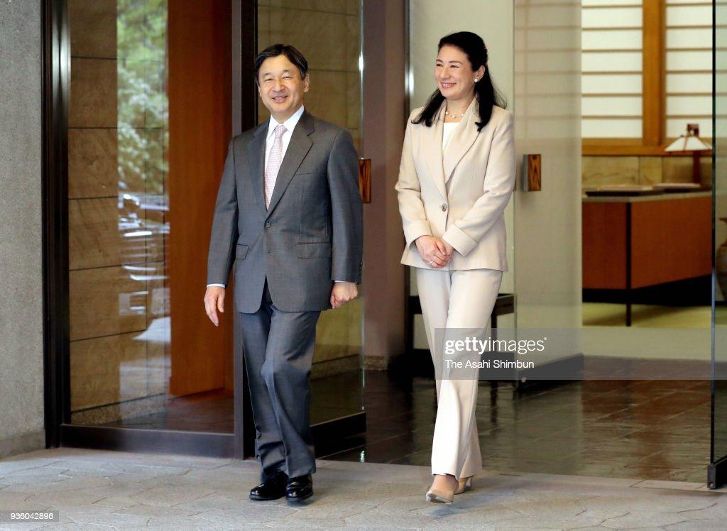 Crown Prince Naruhito Visits Brazil - Day 1