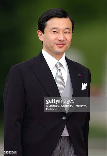 Crown Prince Naruhito Of Japan Attends The Wedding Of Crown Prince Felipe Of Spain Letizia Ortiz Rocasolano In Madrid