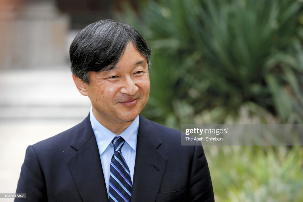 Crown Prince Naruhito Visits France - Day 7