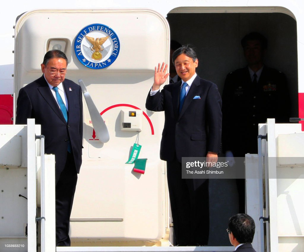 Crown Prince Naruhito Visits France - Day 8